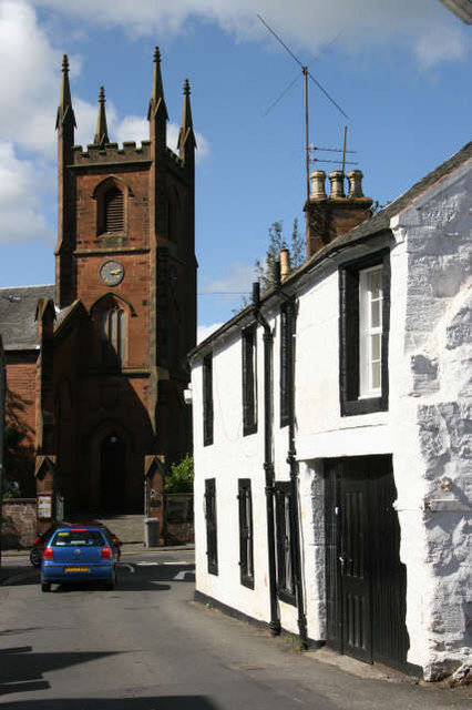 Mauchline Parish Church
