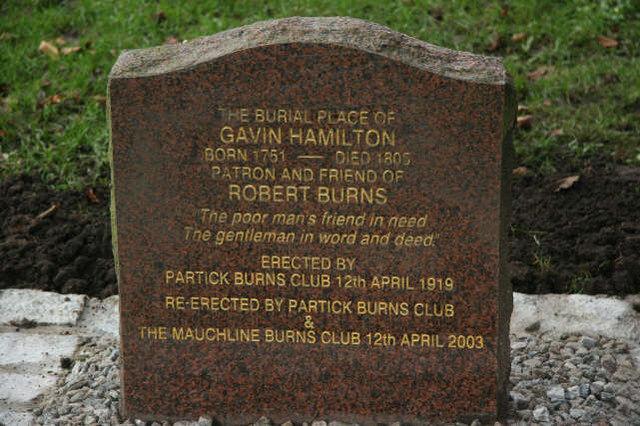 Historic Grave stone