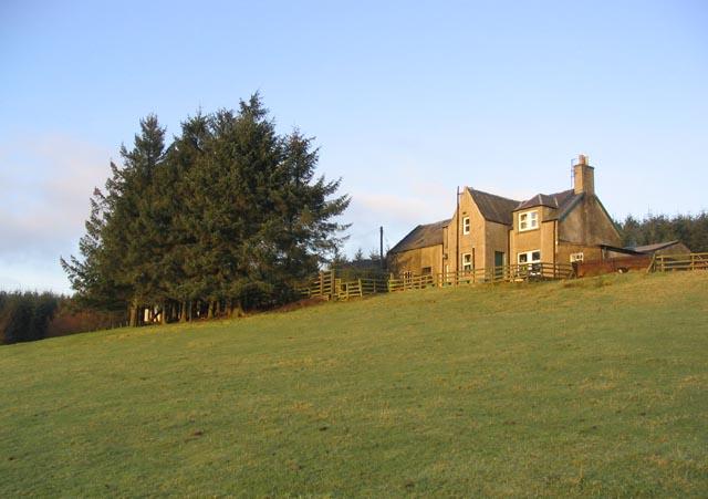 Drycleuchlea Farmhouse