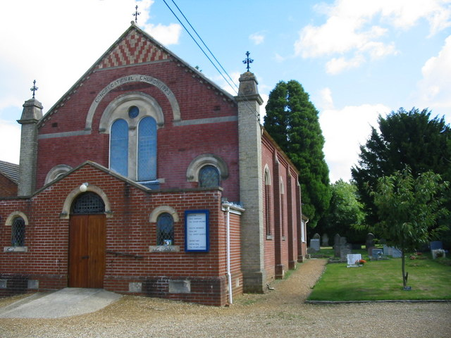 The Congregational Church Alderholt Dorset