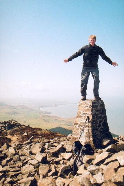 Yr Eifl summit