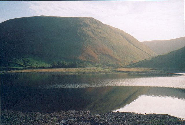 Head of Talla Reservoir