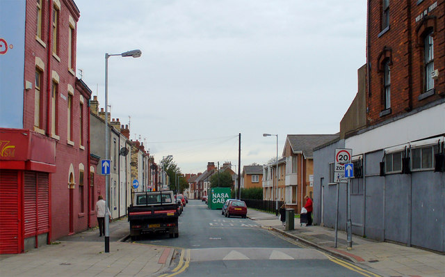 Wellsted Street