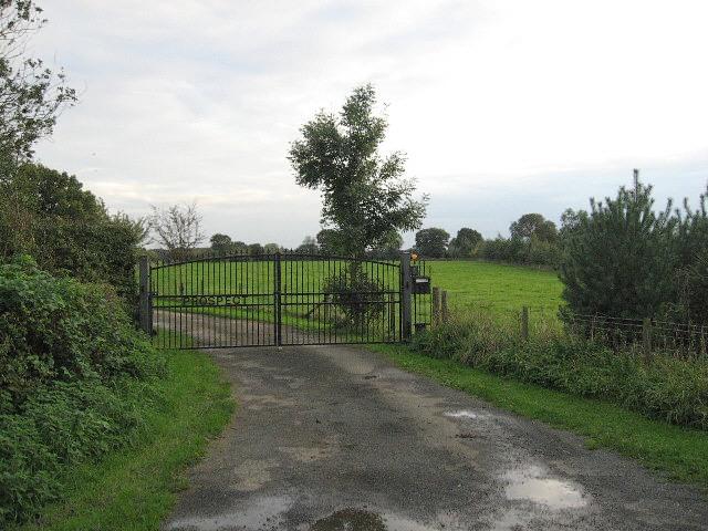 The Entrance To  Prospect Farm
