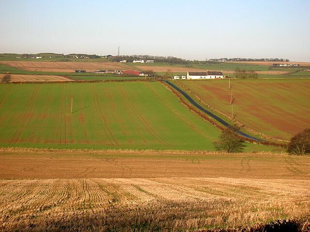 Fields at Knowehead