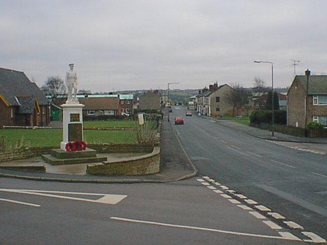 Danesmoor War Memorial