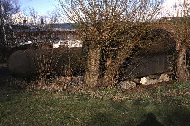Old boilers, Armley Mills