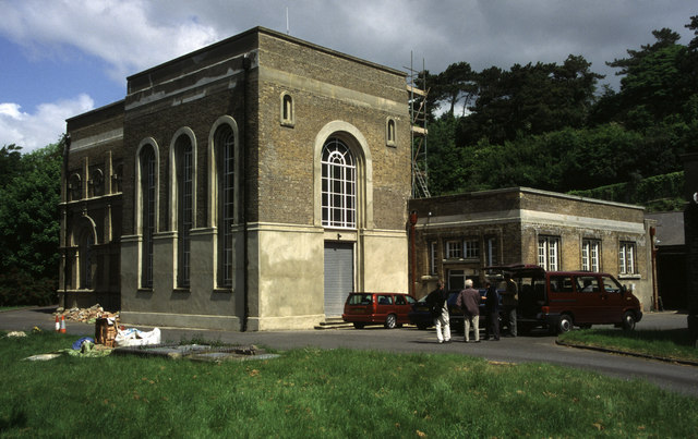 Connaught Road Pumping station, Dover