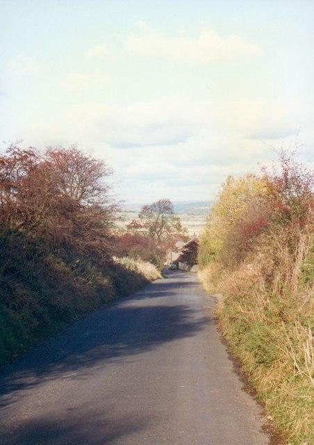 Scawton Lane, Hambleton Hills