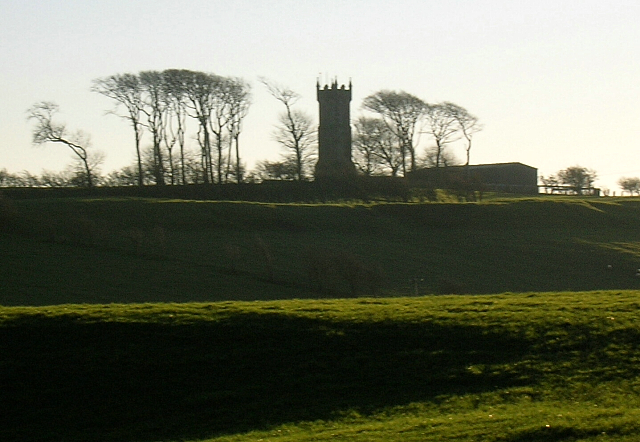 Wallace's Monument, Barnwell Hill