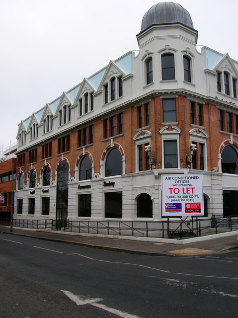 Legal and General Offices, Davigdor Road