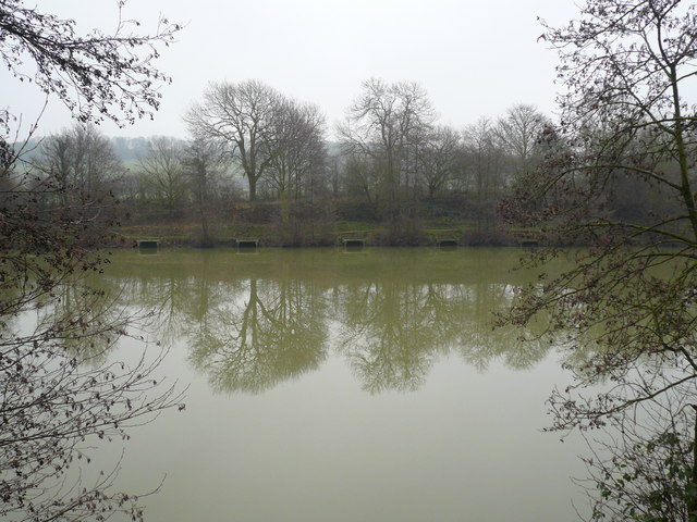 Stockley Pond Reflections