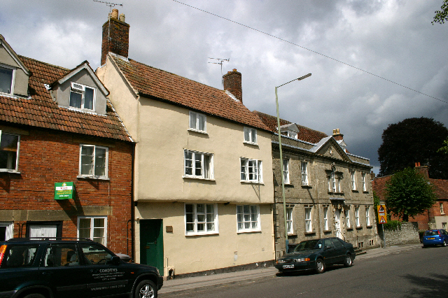 Tudor House & Wren House, Vicarage Street, Warminster