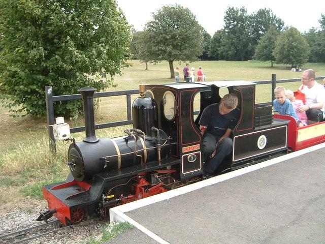 Swanley Park Miniature Railway