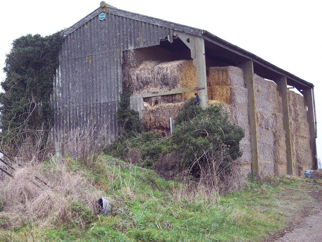 Field Barn at Netton Farm