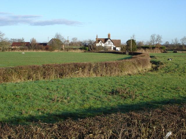 Moat Farm, Baughton