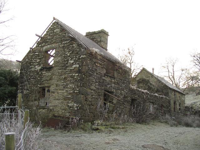 Farmhouse under renovation