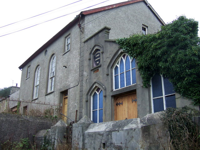 Ramah chapel, Brynhenllan