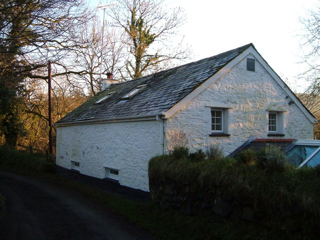 The Old School House, Hill Bridge