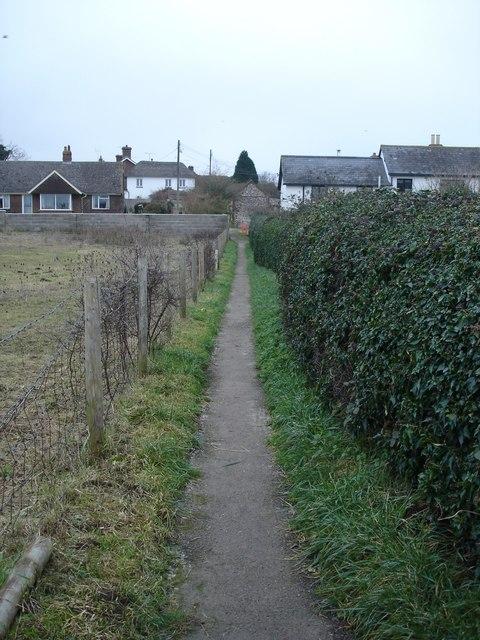 Littlefield Lane, 6d Handley - Christmas Day 2006