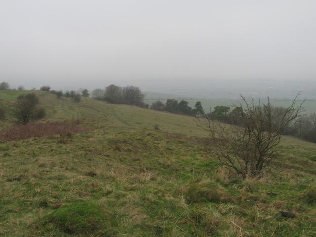 Wansdyke at Morgan's Hill