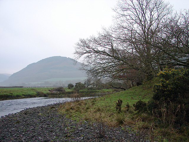 Rheidol Valley on Christmas Day