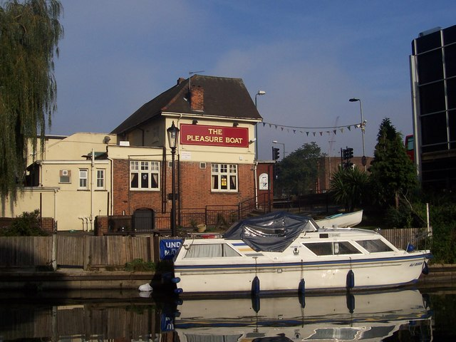 The Pleasure Boat