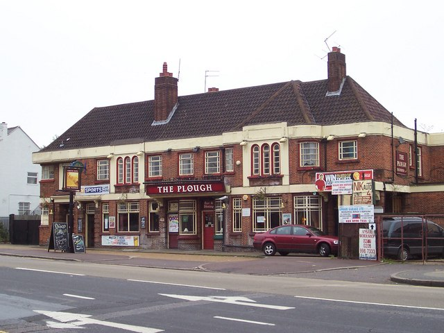 The Plough - Alperton