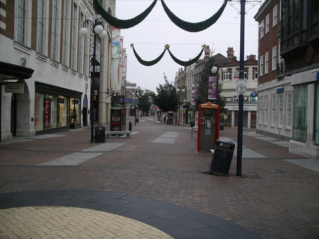 Christmas Shopping Centre