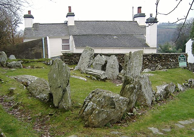 Neolithic tomb, Isle of Man