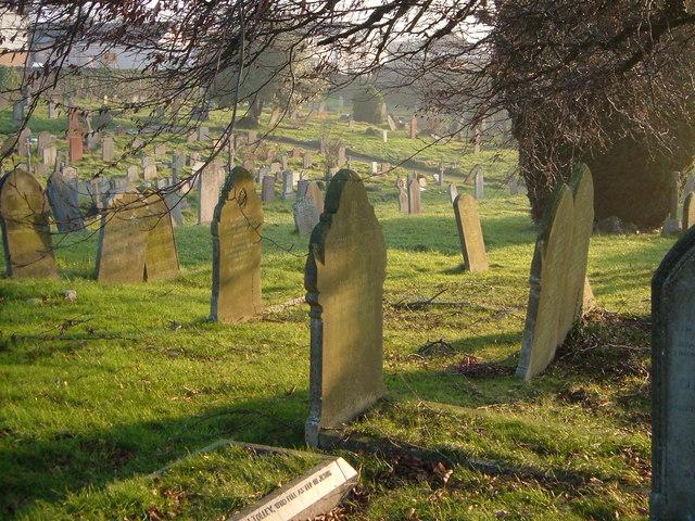 Torquay cemetery
