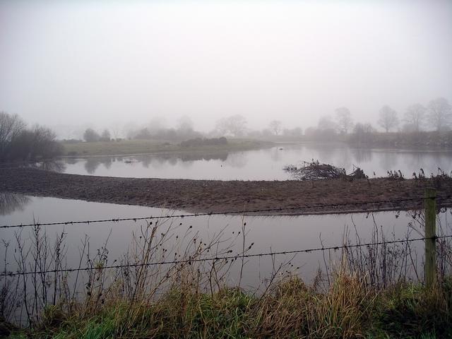 River Annan at The Creels
