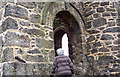 SW5037 : Doorway by Maigheach-gheal