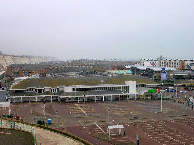 Asda Superstore, Brighton Marina