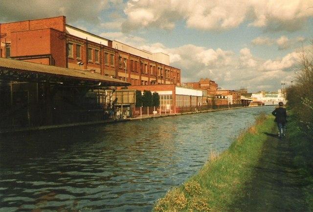 Heinz Factory - Waxlow Road Harlesden NW10