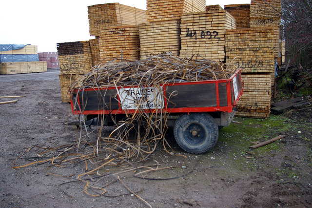 Recycling at the Barrow Haven