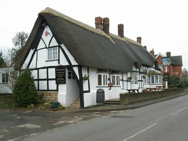 The Thatch(ed Tavern)