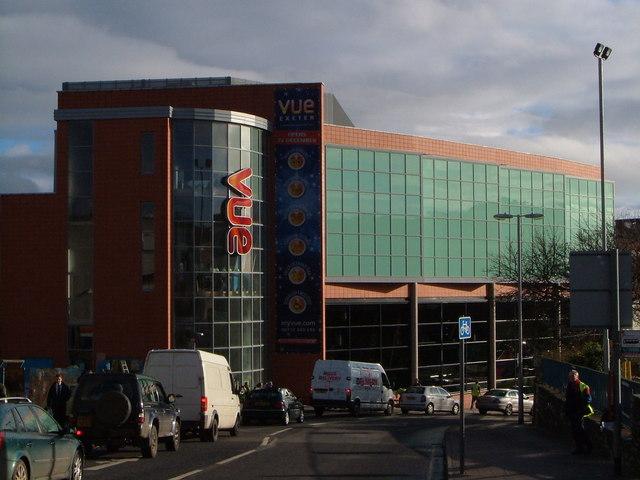 Vue cinema, Exeter