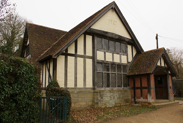 Chiddingstone Village Hall
