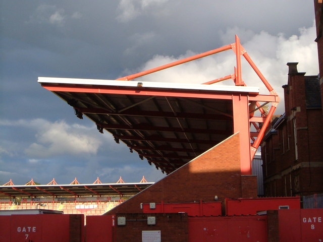 Ivor Doble Stand, Exeter City F.C.