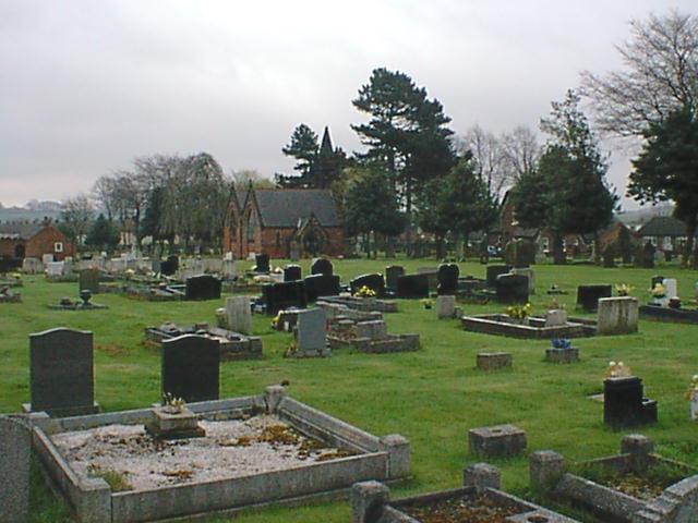 Danesmoor Cemetery