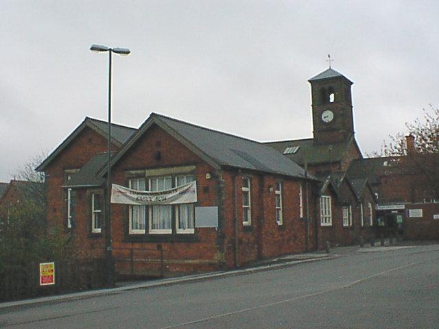 Adult Education Centre and Clock Tower