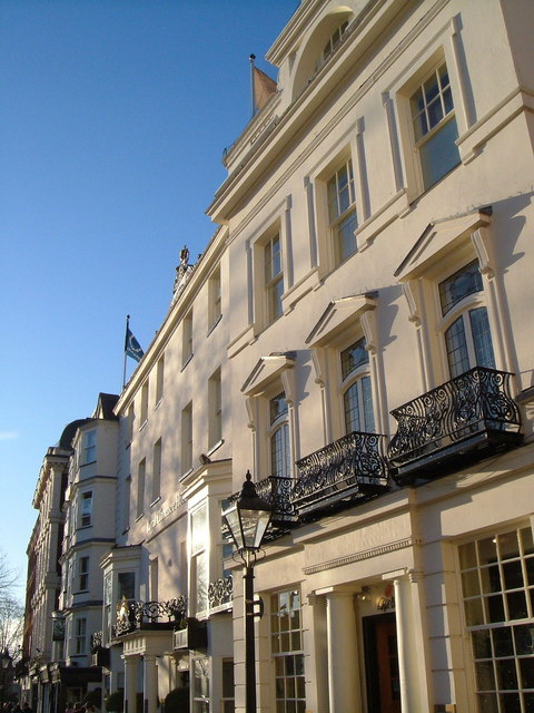 Royal Clarence Hotel, Exeter