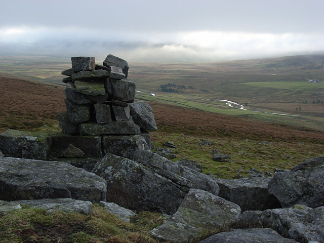 Cairn, Knotted Scar