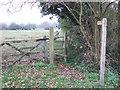 TQ0721 : Footpath to Stallhouse Lane by Martyn Davies