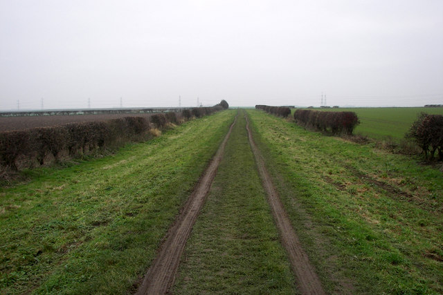 The Track to Deepdale