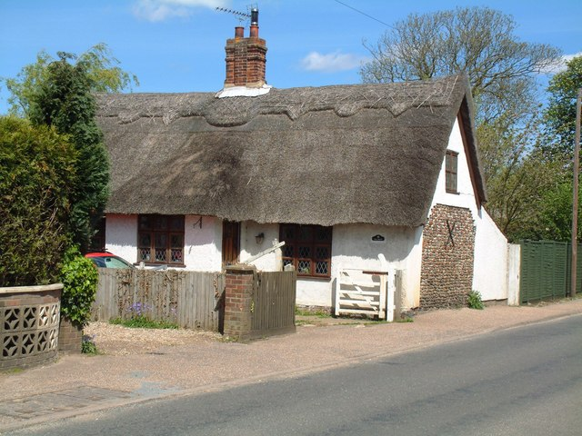 Thatched Cottage Rollesby
