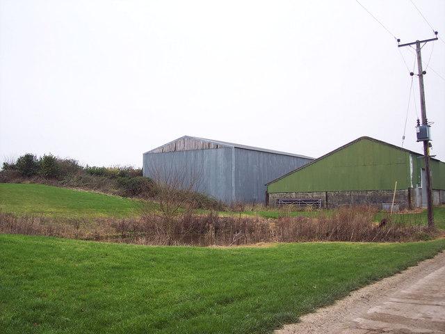 Field Barn at Flamstone Farm