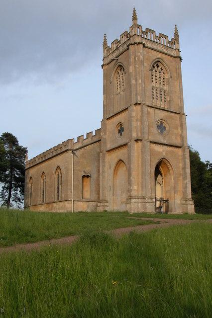 Croome D'Abitot church