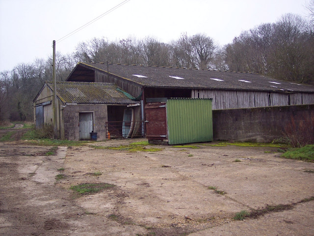 Flamstone Farm Buildings